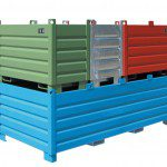 Containere metalice SBS
